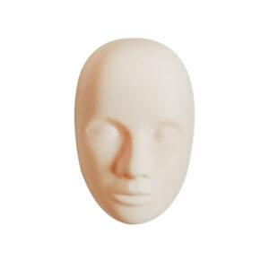 پوست مصنوعی صورت سه بعدی